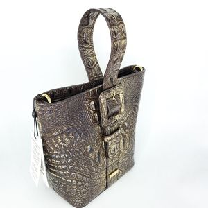 New Brahmin FAITH Umbra Melbourne Pouchette